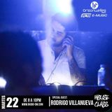 House Class Radio Show con Rodrigo Villanueva