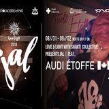 Audi Etoffe at Jal Festival - Full-on