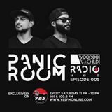 PRR005 - Panic Room Radio - Voodoo Child
