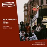 Nick Gibbons w/ NiNE8 | Tuesday 28th May 2019