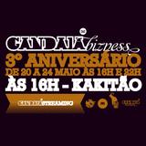 KAKITÃO - 3 aniversario da gandaia