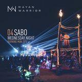 SABO - Mayan Warrior - Burning Man - 2017