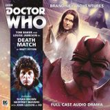 Theta Sigma's Doctor Who Podcast Episode 169 Death Match