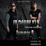 SB DESIRE V12 Special Edition - TEAM SB (Summer & Sean B)