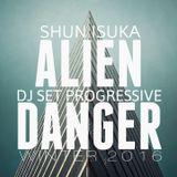 Shun Isuka - Alien Danger