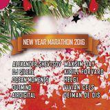 DJ Silere - EDM Radio New Year Marathon 2016 (30.12.2016)
