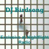 DJ Birdsong Exclusive at Nightflight Radio