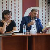 Галина Крук та Антон Санченко — про нову книгу та українських і світових мариністів