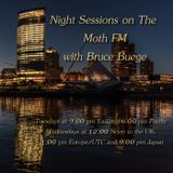 Night Sessions On The Moth FM - April 3, 2018