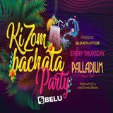 DJ BELU - Urban KizomBachata @Palladium Dance Club 16.08.2018 Free Entry