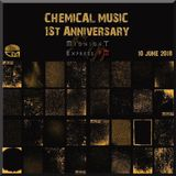 D.Koval-Chemical Music Anniversary On Midnight Express fm