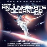 Keep It Pure Podcast 021 (Trance Sessions Presents: Anjunabeats & Oceanlab Night - 9/2/16)