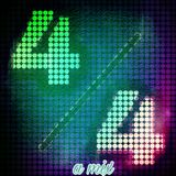 4over4