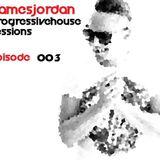 JamesJordan ProgressiveHouse Episode 003