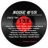 "Noise r'us # 132 ""face on"" Baionan Bar Fest # 11 (Février 2019)"