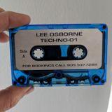 LEE OSBORNE, TECHO 01, 1998, SIDE B