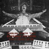 Εμιγκράντε Πασαζέρ Vol35 @ enforadio - Αnalog Synth 70s (02-11-2016)