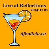 DJ Bolivia - Live at Reflections Cabaret (Halifax)