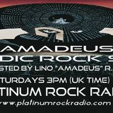 AmadeuS Melodic Rock Show #36 - Dec. 5th 2015
