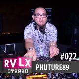 Ravelex Stereo #022 - Phuture 89 (PPF / 1945MF)