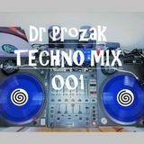 Dr Prozak - Techno MIX 001