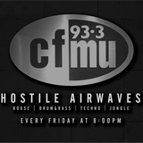 Kevin Kartwell - Hostile Airwaves Radio 93.3FM - 10/06/17 - Feat. Calvin Pepper & RED