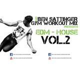 Gym Workout Mix presents- BEN SATTINGER PROGRESSIVE HOUSE EDM Vol.2
