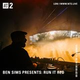 Ben Sims - 15th September 2019