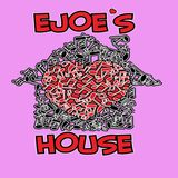 EJOES HOUSE PINK