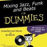 Marik - Mixin' Jazz, Funk & Beats [for Dummies]