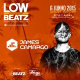 James Camargo @ LowBeatz Sunset 06/06/2015 (+audio pista)