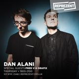 Dan Alani on Reprezent Radio with Fred V & Grafix - Thursday 19th October