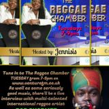 Jennisis - The Reggae Chamber (23-04-18) on www.venturefm.co.uk