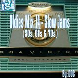 The Music Room's Oldies Mix 14 - Slow Jams (50s,60s & 70s) (03.20.18)