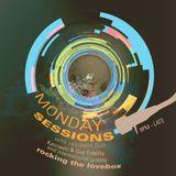 Monday Sessions Deep house minimix July 1st 2013