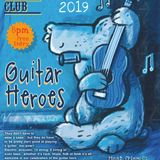 Record Club February 2019 - Guitar Heroes