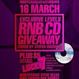 Nightcrawler Saturdays @ Levels Nightclub - RnB Mixed CD by Stefan Radman