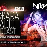 ЖARA Radio Podcast №48 (Week 06.03.14) Mixed By Nik West