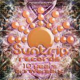 Skarma LIVE set at the Balkan Goa Fanatics - Suntrip Records 10 Years Anniversary in Zagreb 2014