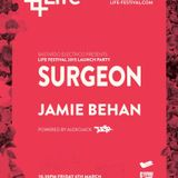 Jamie Behan Live at Cyprus Avenue Cork, Ireland 6th March 2015
