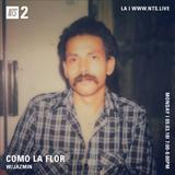 Como La Flor w/ Jazmin Garcia - 3rd September 2018