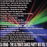 DJ Brab - The Ultimate Dance Party Mix Vol 1 (Section 2017)