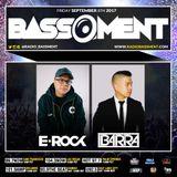 The Bassment w/ DJ Ibarra 9.8.17
