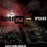 RADIO KLUB FRANCE presents Open Dj with FISH DBX 30/11/2014