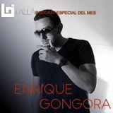 B+allá Podcast Especial del Mes Enrique Gongora