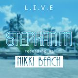Nikki Beach Miami Sunday  Warm up (Sunday October 22d 2017 )