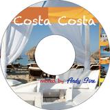 Costa Costa Beach on Kefalonia, Greece