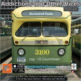 Addictions and Other Vices 403 - Top 10 Countdown May/June