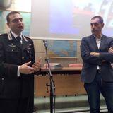 Conferenza Carabinieri: in caso di dubbio chiamate il 112 - prevenire truffe ai danni degli anziani