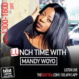 #TheLunchtimeShow with @MandyWoo 08.01.18 1-4pm